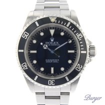 Rolex Submariner No-Date Unpolished