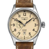 Junkers Steel 42mm Automatic 5168-5 new