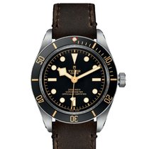 Tudor 79030N-0002 Aço Black Bay Fifty-Eight