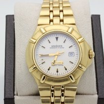 Krieger 40mm Quartz pre-owned Champagne