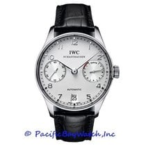 IWC IW500104 Platino Portuguese Automatic 43mm usados