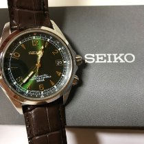 Seiko SARB017 Steel Spirit 38mm pre-owned United States of America, New York, New York