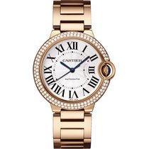 Cartier WE9005Z3 Rose gold 2019 Ballon Bleu 36mm 36mm new