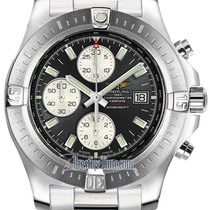 Breitling Colt Chronograph Automatic Steel 44mm Black United States of America, New York, Airmont