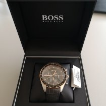 Hugo Boss Steel 44mm Quartz 1513628 new