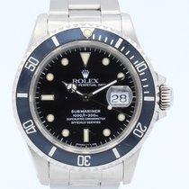 Rolex 16610 Acero 1991 Submariner Date 40mm usados España, Barcelona