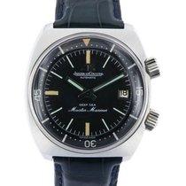 Jaeger-LeCoultre Deep Sea Chronograph Acero 36mm Negro