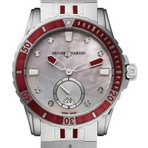 Ulysse Nardin Lady Diver 3203-190-3R/10.16 new