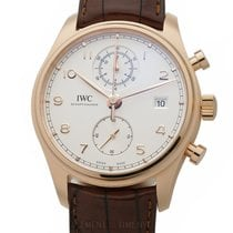 IWC Portuguese Chronograph IW3903-01 new