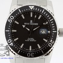 Revue Thommen Steel 45mm Automatic 17030.2137 new