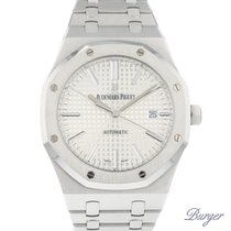 Audemars Piguet Royal Oak Selfwinding tweedehands 41mm Zilver Datum Staal