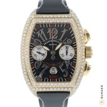 Franck Muller Or jaune 39mm Remontage automatique 8005 CC King occasion