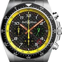 Bell & Ross BR V3 Steel 43mm Black United States of America, New York, Airmont
