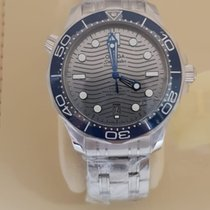 Omega Seamaster Diver 300 M new 2019 Automatic Watch with original box and original papers 210.30.42.20.06.001