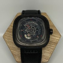Sevenfriday P3-1 Steel 47mm Black United States of America, Florida, miami