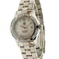 TAG Heuer Aquaracer Lady Steel Mother of pearl