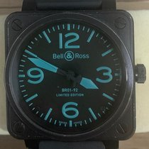 Bell & Ross Steel 46mm Automatic BR01-92-S pre-owned Singapore, Singapore