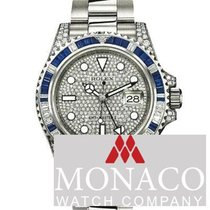 Rolex GMT-Master II 116759SA 2008 pre-owned