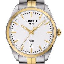 Tissot PR 100 Steel 39mm Silver