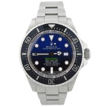 Rolex Sea-Dweller Deepsea 116660 2015 подержанные