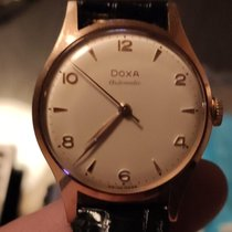 Doxa Or rouge Remontage automatique occasion