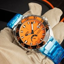 Doxa Sub Steel 47.5mm Orange No numerals United States of America, Texas, Austin
