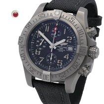 Breitling Avenger Bandit nouveau 2020 Remontage automatique Chronographe Montre avec coffret d'origine et papiers d'origine E1338310|M534|253S|E20DSA.2