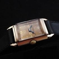 Elgin Rectangular Vintage Men's Watch 40's