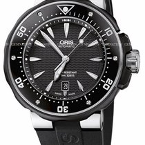 Oris ProDiver Date Titanium 51mm Black United States of America, New York, Brooklyn