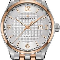 Hamilton H42725151 Steel Jazzmaster Viewmatic new