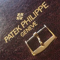 Patek Philippe Buckle Vintage Yellow Gold 14mm and 16mm