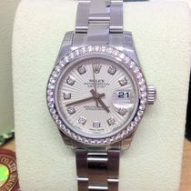 Rolex Lady-Datejust 179384 2014 new