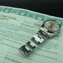Rolex AIR KING 5500 Original Domino Pizza Dial with Paper