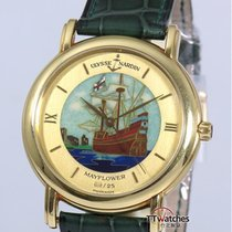 Ulysse Nardin San Marco Cloisonné Yellow gold 37mm