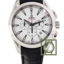 Omega Seamaster Aqua Terra 150M co-axial Chronograph 44mm NEW