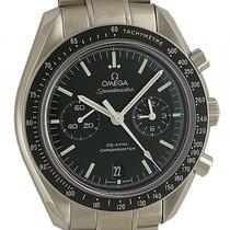 Omega Speedmaster Moonwatch Stahl Automatik Co-Axial Chronogra...