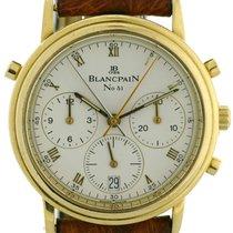 Blancpain Villeret Automatic Herren Chronograph Rattrapante...