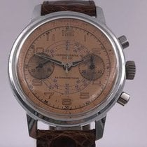 Chronographe Suisse Cie vintage SALMON dial