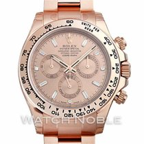 Rolex Daytona new 2019 Automatic Chronograph Watch with original box and original papers 116505