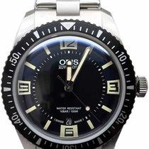 Oris Divers Sixty Five Blue Dial 01 733 7707 4035