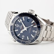 Omega Seamaster Planet Ocean Steel 43.5mm Blue Arabic numerals United States of America, Virginia, Williamsburg