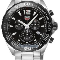TAG Heuer Formula 1 Steel 43mm Black United States of America, New York, Airmont