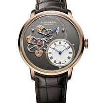 Arnold & Son 44mm Automatic 2010 new Grey