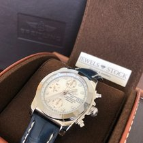 Breitling Chronomat 38 SleekT Mother Of Pearl Diamond Dial
