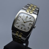 Omega Constellation Automatic Chronometer Gold Steel MINT 1973