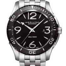 Hamilton Jazzmaster Seaview 1000FT Men's Automatic Watch...