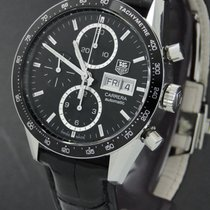 TAG Heuer Carrera Calibre 16 Steel 41mm