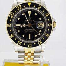Rolex 1675 Gold/Stahl GMT-Master 40mm