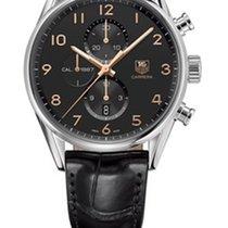 TAG Heuer Carrera Calibre 1887 nieuw 2018 Automatisch Chronograaf Horloge met originele doos en originele papieren CAR2014.FC6235