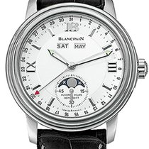 Blancpain Léman Moonphase 2763-1127A-53 pre-owned